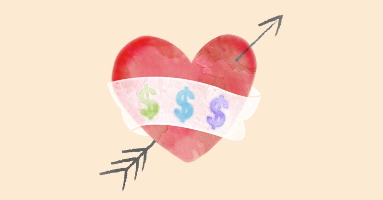 $1 Billion Says 'I Love You'